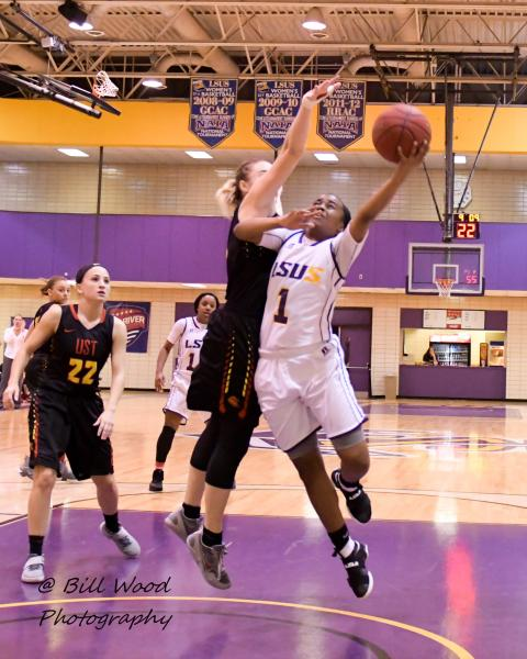 12th LSUS Women's Basketball vs UST Photo