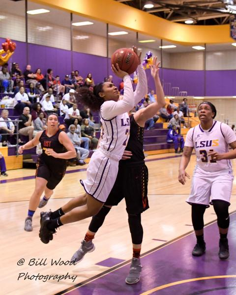 13th LSUS Women's Basketball vs UST Photo