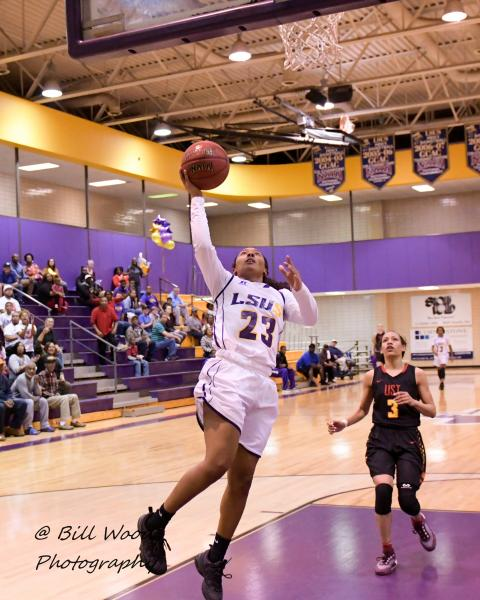 14th LSUS Women's Basketball vs UST Photo