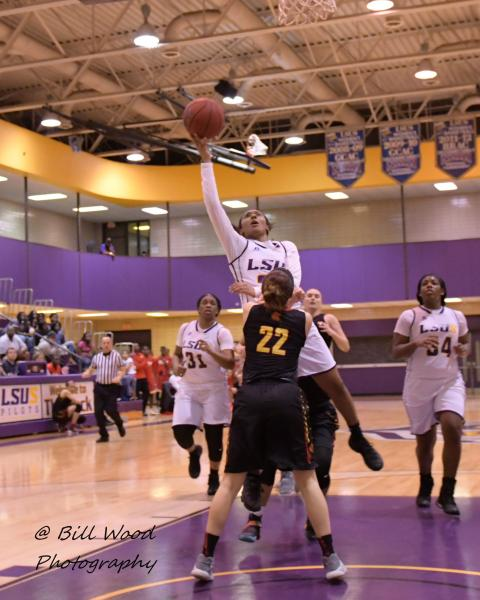 17th LSUS Women's Basketball vs UST Photo