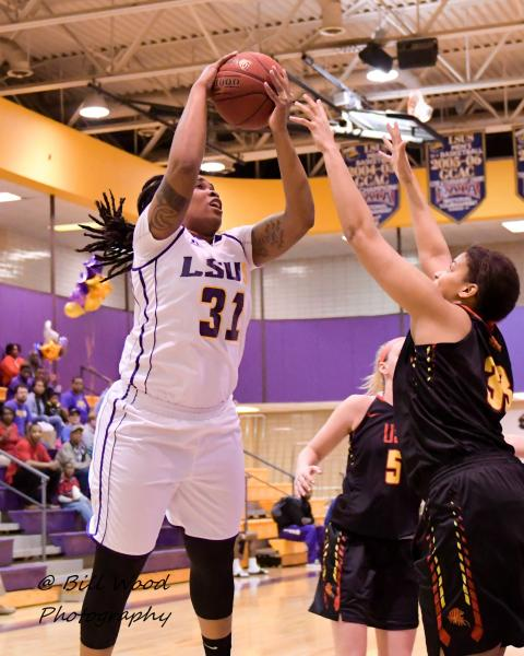 18th LSUS Women's Basketball vs UST Photo