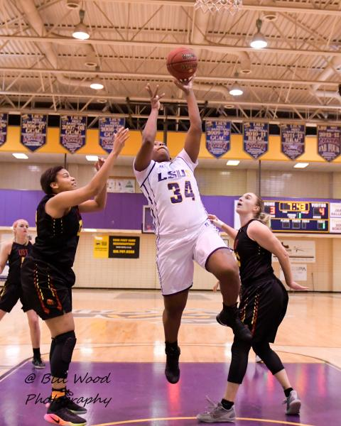 20th LSUS Women's Basketball vs UST Photo