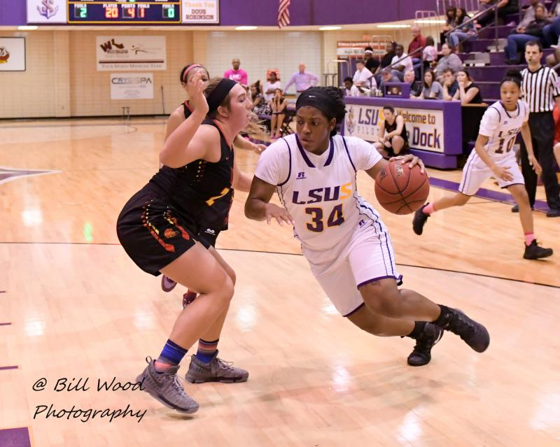 21st LSUS Women's Basketball vs UST Photo