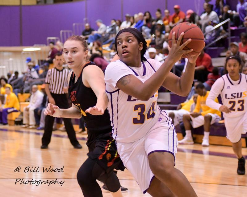 23rd LSUS Women's Basketball vs UST Photo
