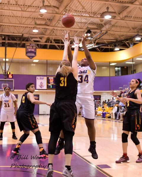 24th LSUS Women's Basketball vs UST Photo