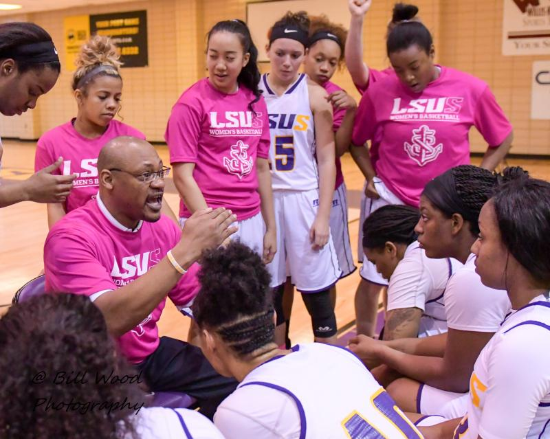 25th LSUS Women's Basketball vs UST Photo