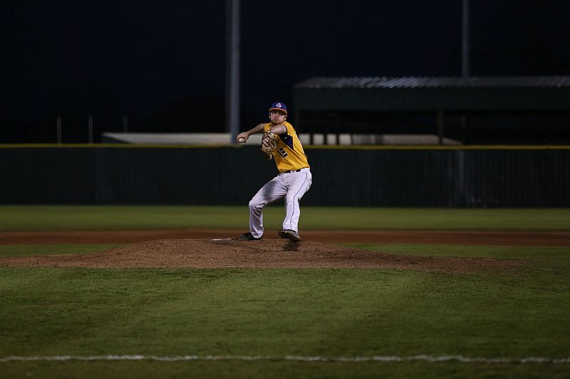 13th LSUS Pilots vs Baker Game 1 Photo