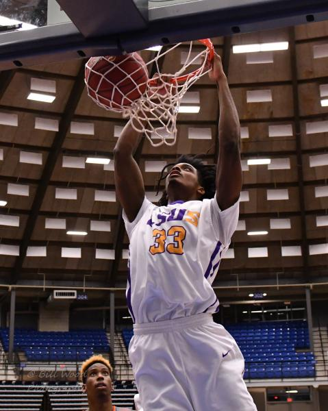 15th LSUS Men's Basketball vs Langston  - RRAC Tourney Photo