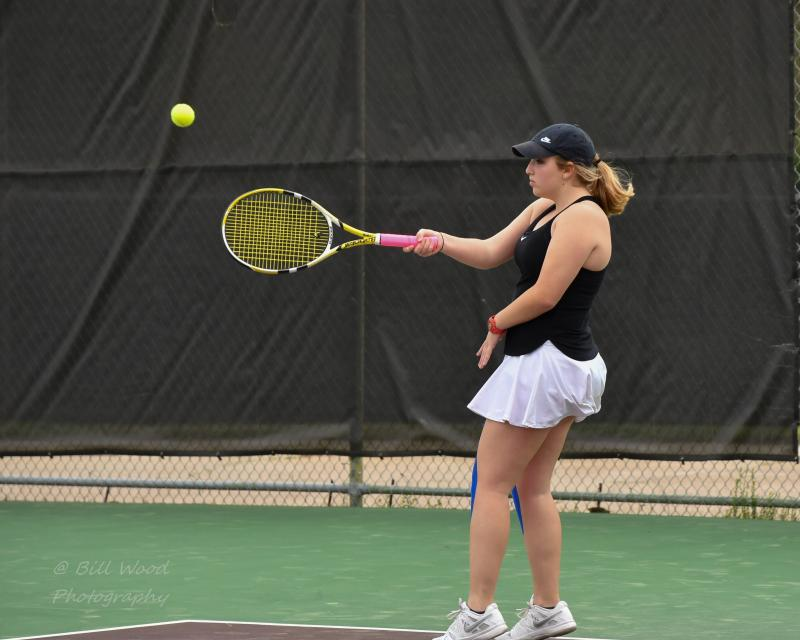 7th LSUS Women's Tennis vs Centenary College Photo