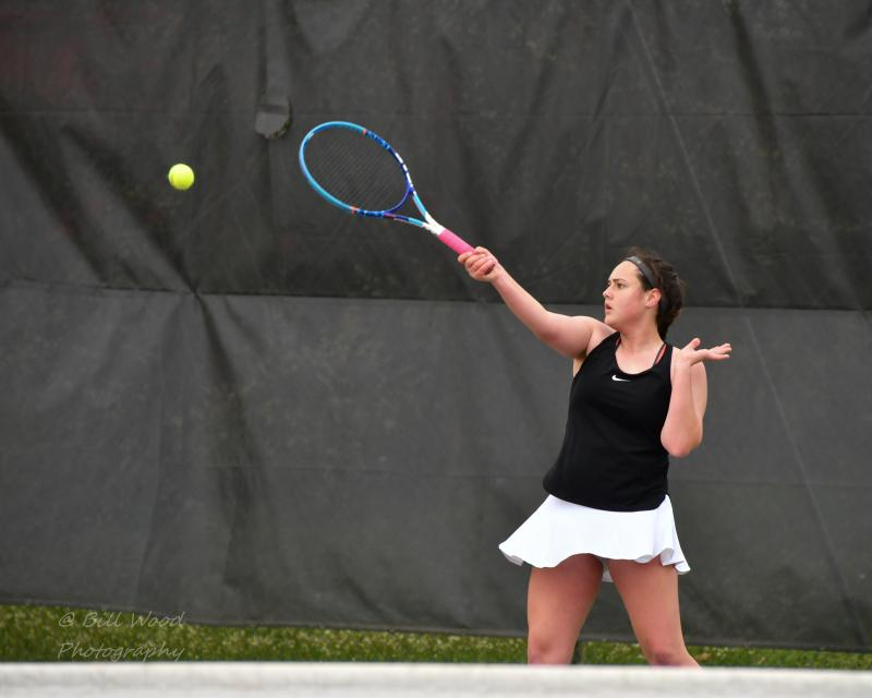 10th LSUS Women's Tennis vs Centenary College Photo