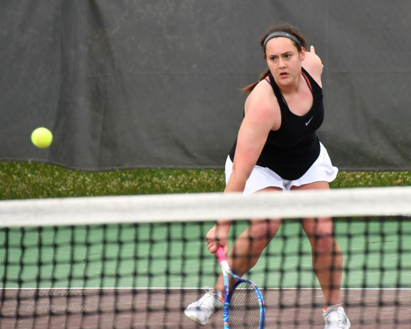 11th LSUS Women's Tennis vs Centenary College Photo