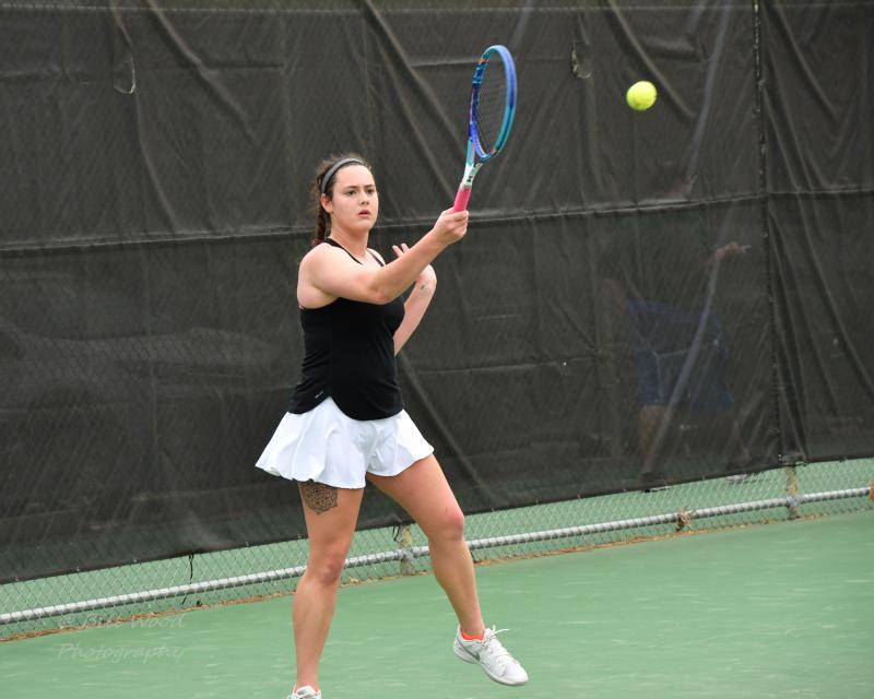 21st LSUS Women's Tennis vs Centenary College Photo