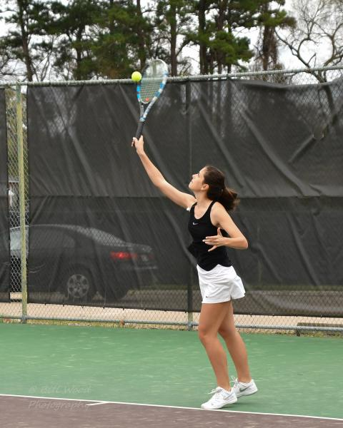 28th LSUS Women's Tennis vs Centenary College Photo