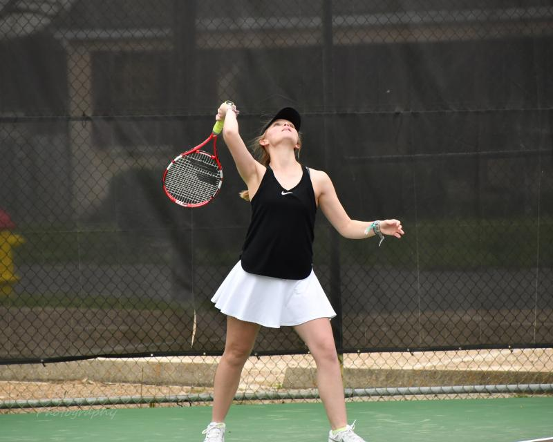 31st LSUS Women's Tennis vs Centenary College Photo