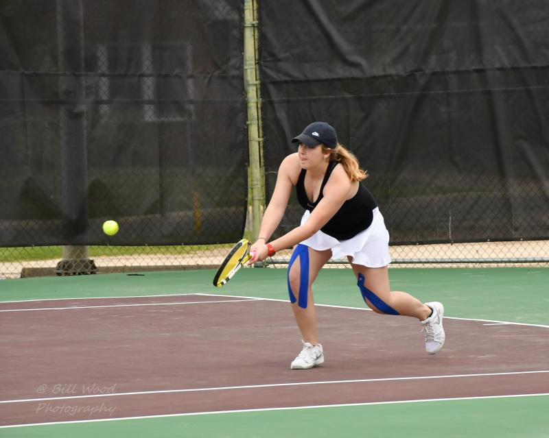 34th LSUS Women's Tennis vs Centenary College Photo