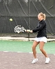 3rd LSUS Women's Tennis vs Centenary College Photo