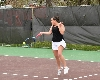 8th LSUS Women's Tennis vs Centenary College Photo