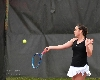 12th LSUS Women's Tennis vs Centenary College Photo