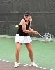18th LSUS Women's Tennis vs Centenary College Photo