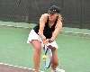 19th LSUS Women's Tennis vs Centenary College Photo