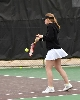 27th LSUS Women's Tennis vs Centenary College Photo