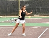29th LSUS Women's Tennis vs Centenary College Photo