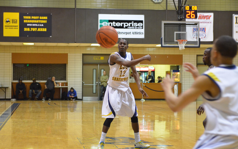 12th LSUS Pilots vs. Our Lady of the Lake U. Photo