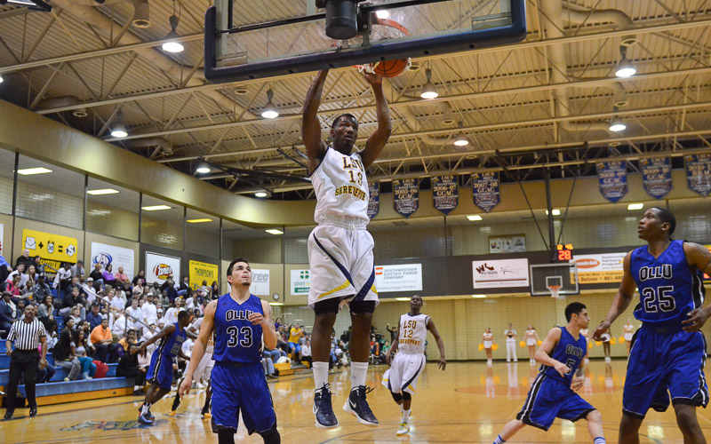 20th LSUS Pilots vs. Our Lady of the Lake U. Photo