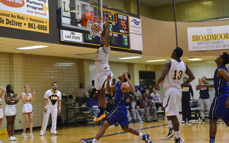 25th LSUS Pilots vs. Our Lady of the Lake U. Photo