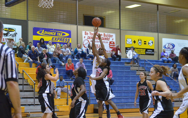 11th LSUS Lady Pilots vs. Bacone Photo