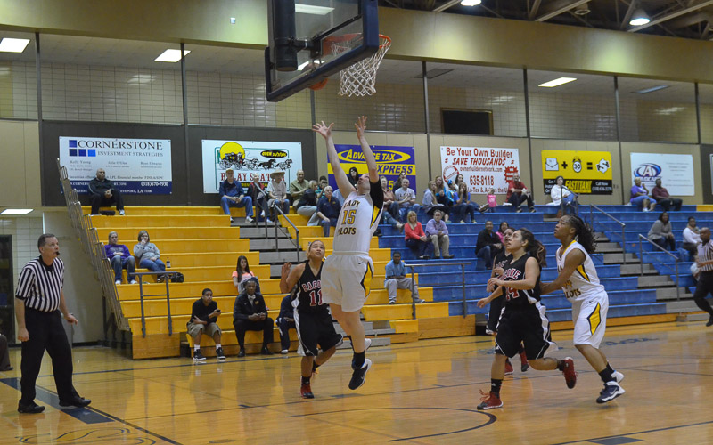 14th LSUS Lady Pilots vs. Bacone Photo