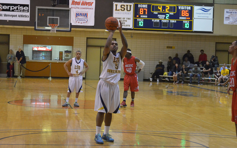 2nd LSUS Pilots vs. Bacone Photo