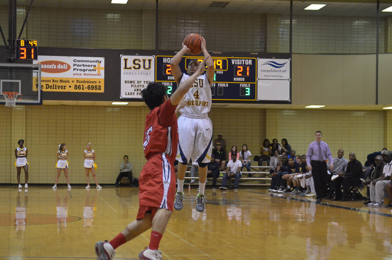 24th LSUS Pilots vs. Bacone Photo