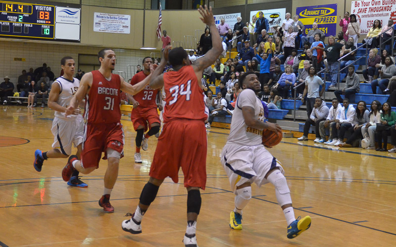 28th LSUS Pilots vs. Bacone Photo