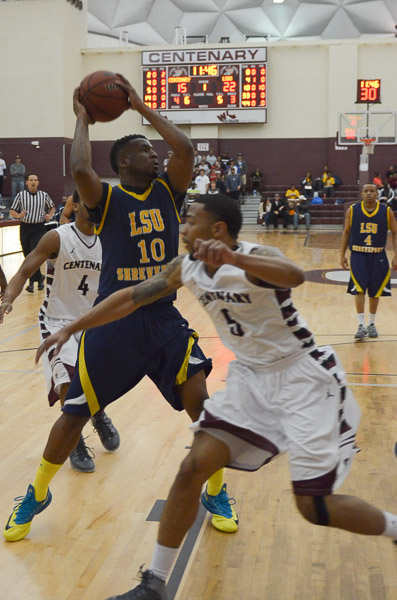 5th LSUS Pilots vs. Centenary College Photo