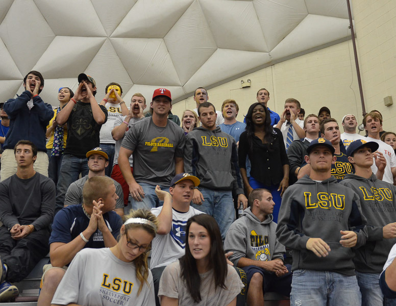 16th LSUS Pilots vs. Centenary College Photo