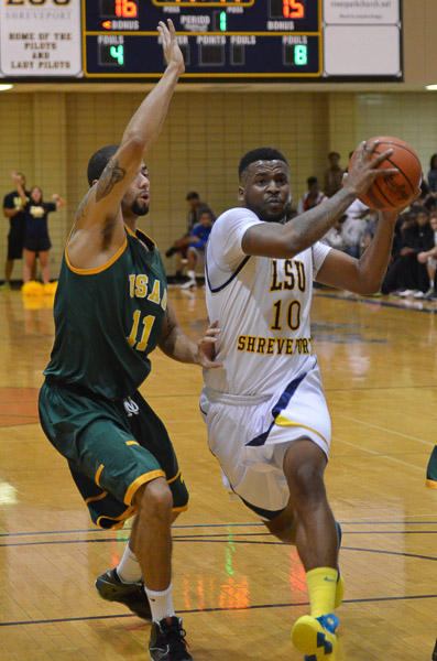 4th LSUS Pilots vs. USAO Photo
