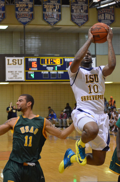 5th LSUS Pilots vs. USAO Photo