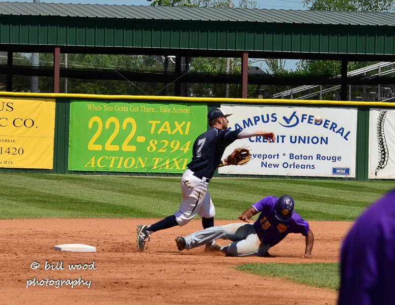 1st LSUS Pilots vs. Texas College Steers, RRAC Tournament Loser Bracket Photo