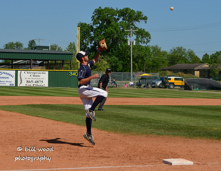 14th LSUS Pilots vs. Texas College Steers, RRAC Tournament Loser Bracket Photo