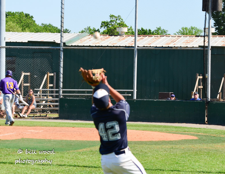 17th LSUS Pilots vs. Texas College Steers, RRAC Tournament Loser Bracket Photo