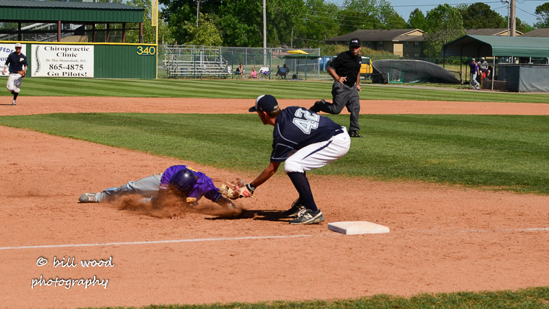 18th LSUS Pilots vs. Texas College Steers, RRAC Tournament Loser Bracket Photo