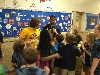 14th LSUS ATHLETES VISITS FAIRFIELD ELEMENTARY Photo