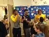 15th LSUS ATHLETES VISITS FAIRFIELD ELEMENTARY Photo