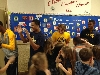 17th LSUS ATHLETES VISITS FAIRFIELD ELEMENTARY Photo