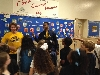 21st LSUS ATHLETES VISITS FAIRFIELD ELEMENTARY Photo