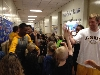 29th LSUS ATHLETES VISITS FAIRFIELD ELEMENTARY Photo