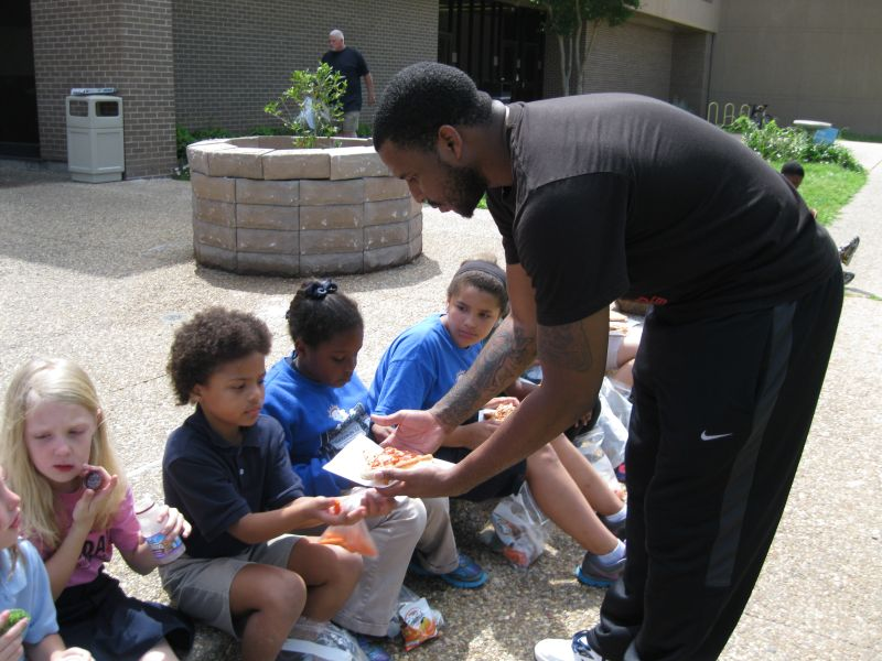 32nd Meadowview Students Visit The Dock Photo