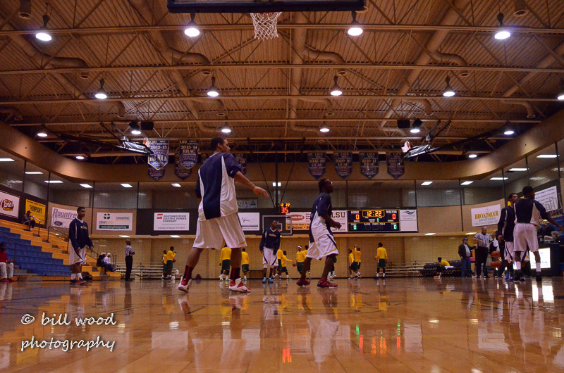 32nd LSUS Pilots vs Belhaven Photo