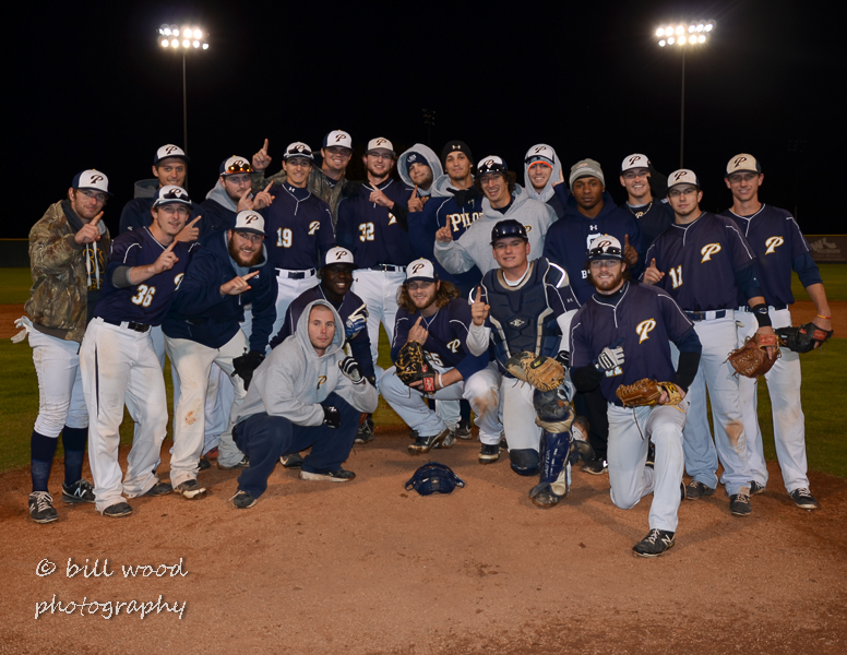 Team Navy poses for the Championship Photo.